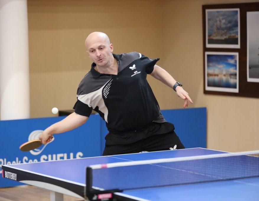 Цветомир Цонев - треньор тенис на маса